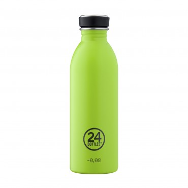 24Bottles URBAN BOTTLE LIME GREEN – 0.5L