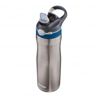 Contigo Bottle AshlandChill - Insulated Vacuum 590ml Stainless