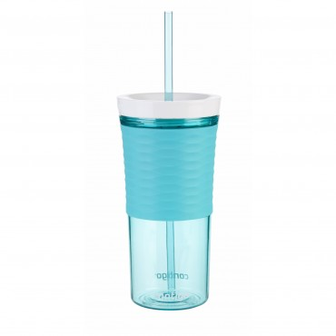 Contigo Shake & Go Ocean Blue 18oz (540ml)