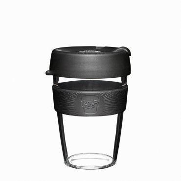 KeepCup Clear Edition Original Οικολογικό ποτήρι καφέ Origin 12oZ/340ml