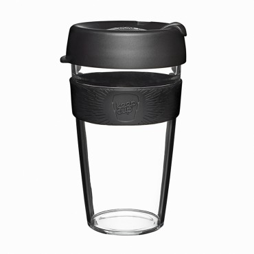 KeepCup Clear Edition Original Οικολογικό ποτήρι καφέ Origin 16oZ/470ml