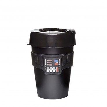 Keepcup Star Wars Darth Vader Original Οικολογικό ποτήρι καφέ 12oZ/340ml