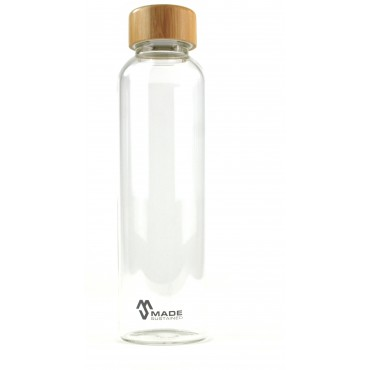 Made Sustained Knight Glass bottle 550ml