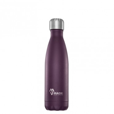 Made Sustained Knight bottle Purple 500ml