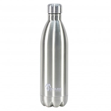 Made Sustained Silver Bottle 1000ml