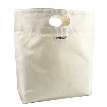 Made Sustained Re-Sack Canvas cut bag